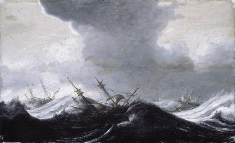 f - PIETER MULIER THE ELDER HAARLEM BETWEEN 1590-1615 - 1670