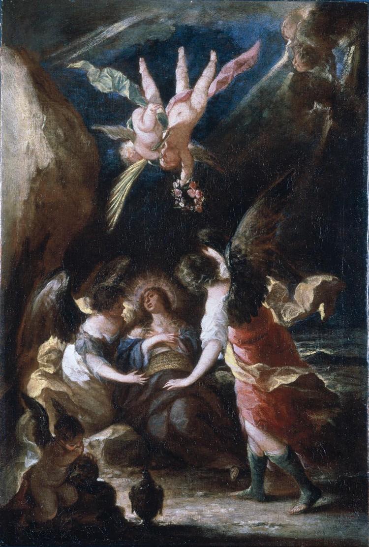 JOSÉ ANTOLINEZ MADRID 1635 - 1675