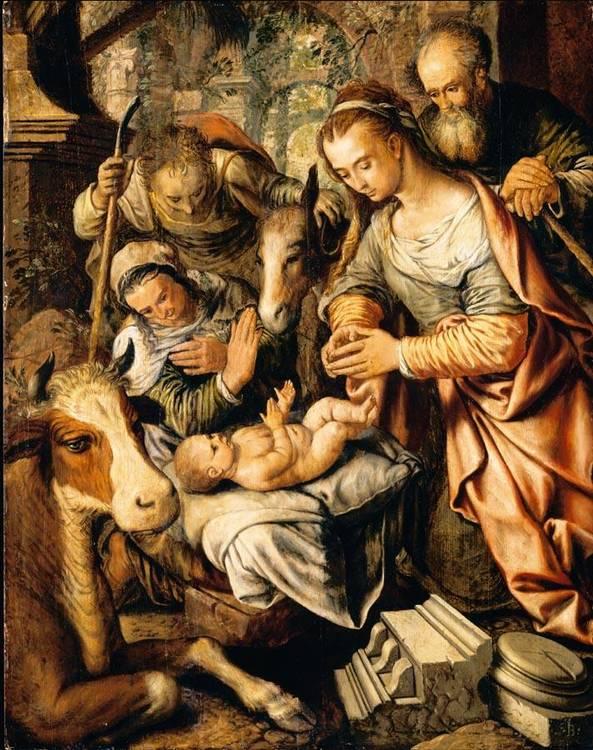 JOACHIM BEUCKELAER ANTWERP CIRCA 1534 - CIRCA 1574 ANTWERP (?)