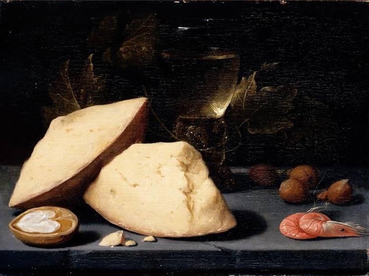 JACOB VAN ES ANTWERP (?) CIRCA 1596 - 1666