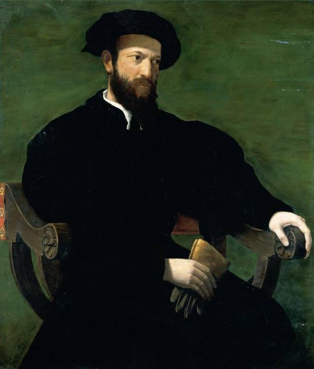 f - FRANCESCO DE' ROSSI, CALLED CECCHINO SALVIATI FLORENCE 1510 - 1563 ROME