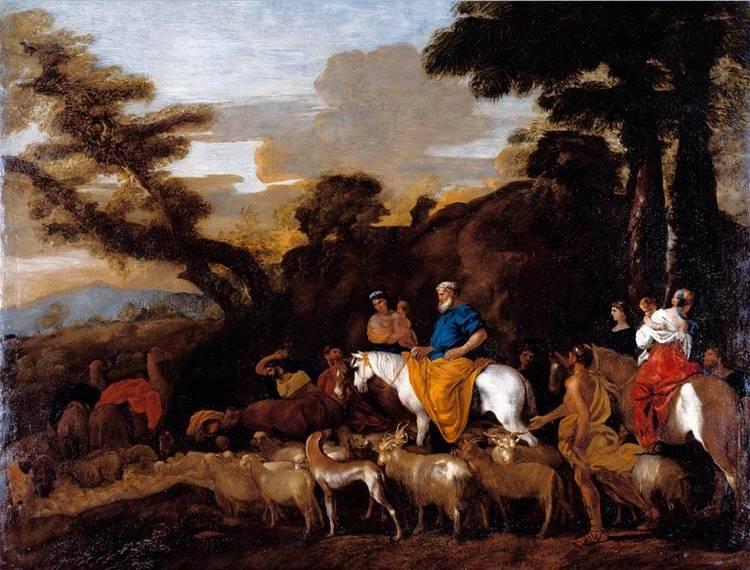 GIOVANNI BENEDETTO CASTIGLIONE CALLED IL GRECHETTO GENOA 1609 - 1664 MANTUA