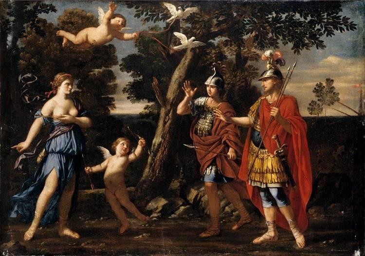 GIACINTO GIMIGNANI PISTOIA 1606 - 1681 ROME