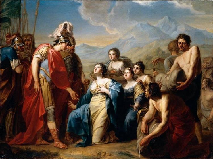 JOHANN FRIEDRICH AUGUST TISCHBEIN MAASTRICHT 1750 - 1812 HEIDELBERG