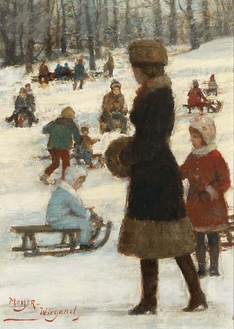 JOHANNES GIJSBERTUS VOGEL DUTCH, 1829-1915