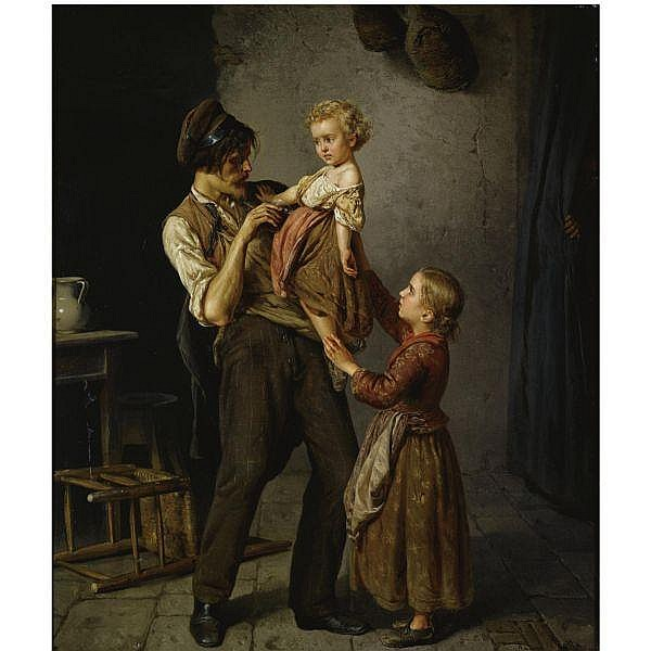 Antonio Rotta , Italian 1828 - 1903 