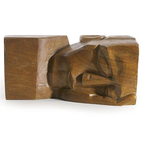 Joseph Cantré , 1890-1957 De Slapende wood