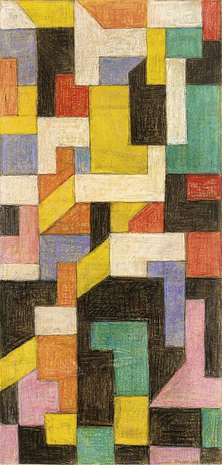 CHRIS BEEKMAN (1887-1964)