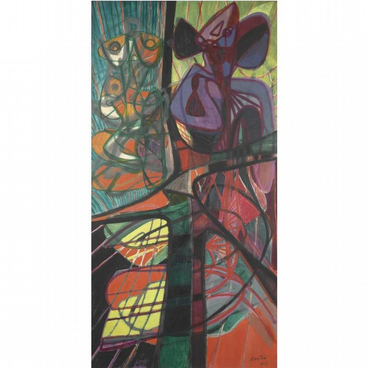 STANLEY WILLIAM HAYTER 1901-1988