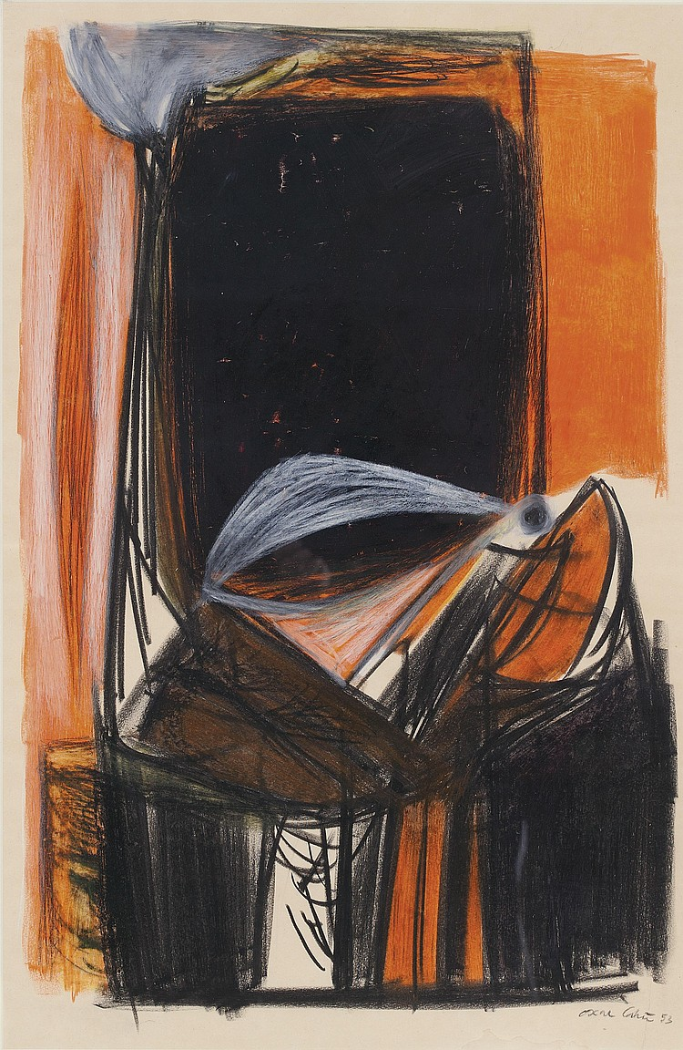 OSCAR CAHÉN1916 - 1956