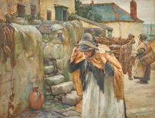 WALTER LANGLEY, R.I. | Carrying the Catch
