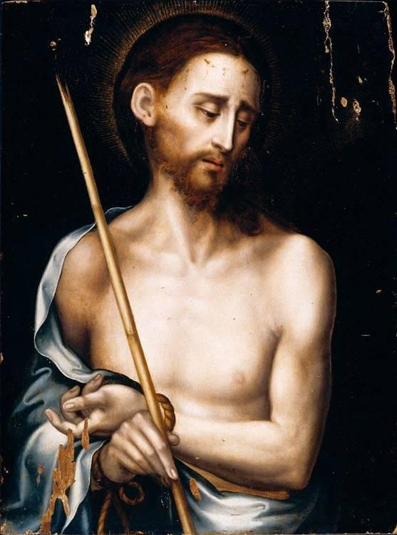 LUIS DE MORALES BADAJOZ (?) CIRCA 1520 - 1586 (?) BADAJOZ