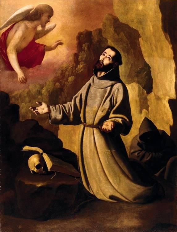 f - FRANCISCO DE ZURBARÁN FUENTE DE CANTOS, BADAJOZ, BAPT 1598 - 1664 MADRID