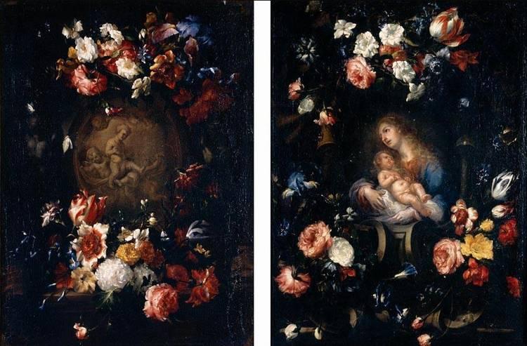 BARTOLOMÉ PÉREZ MADRID 1634 - 1693