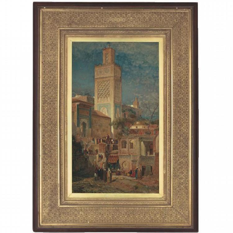SAMUEL COLMAN 1832-1920
