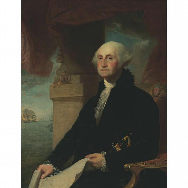 GILBERT STUART 1755-1828