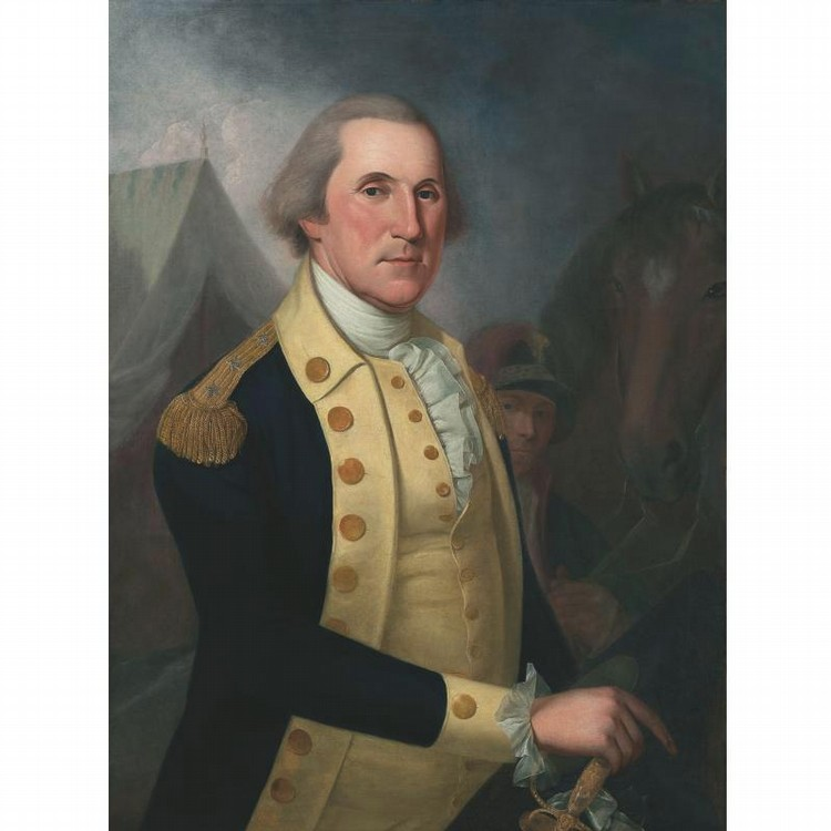 JAMES PEALE 1749-1831