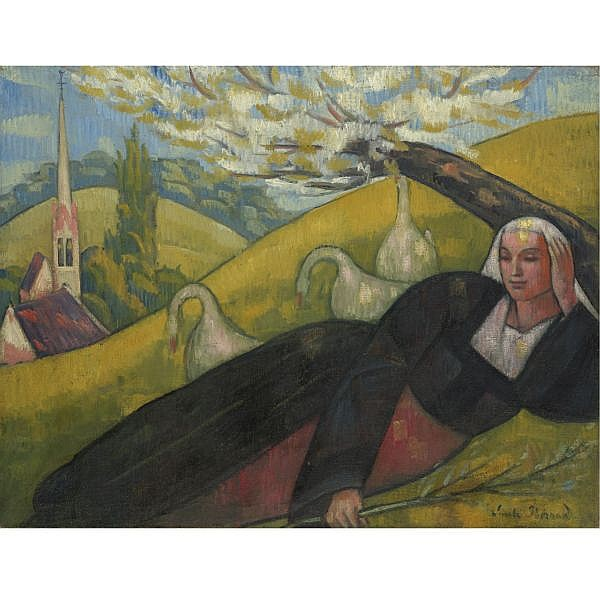 Émile Bernard , 1868-1941 