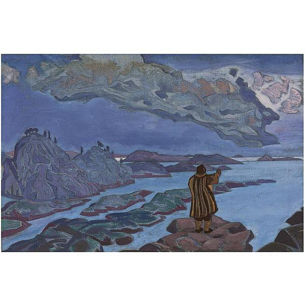 - Nikolai Konstantinovich Roerich , 1874-1947 