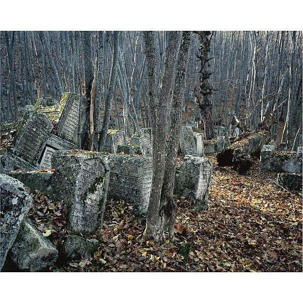 - Arsen Savadov , b.1962 Karaim's Cemetery   c-type colour print