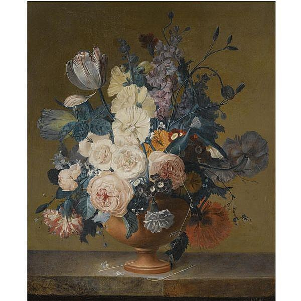 - Jean-Louis Prévost, called le Jeune , Nointel (Seine-et-oise) circa 1760 - after 1810 