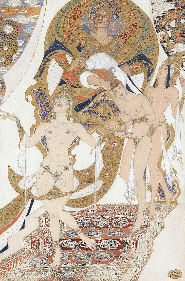 Paul Mak Artwork for Sale at Online Auction | Paul Mak Biography ...