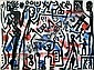 A. R. PENCK, A. R Penck, Click for value