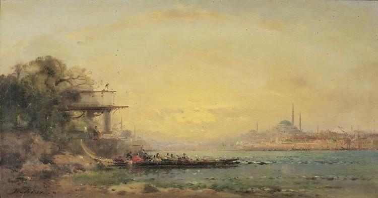 HENRI DUVIEUX NÉ À PARIS EN 1855