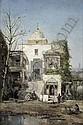 PIERRE-HENRI-THÉODORE TETAR VAN ELVEN MOLENBEEK 1828 OU 1831 - MILAN 1908, Pierre Henri Théodore Tetar