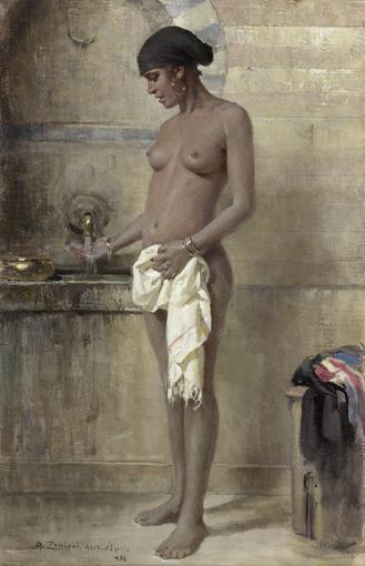 ARTURO ZANIERI FLORENCE 1870 - MACCAGNO 1955