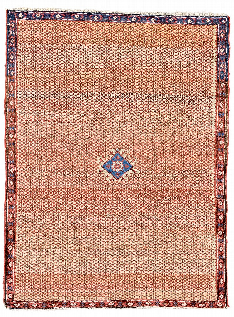 A WEST PERSIAN RUG |