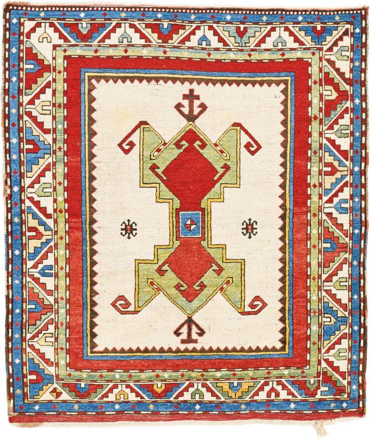 A KAZAKH RUG, SOUTHWEST CAUCASUS |