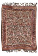AN AFSHAR RUG, SOUTHWEST PERSIA |