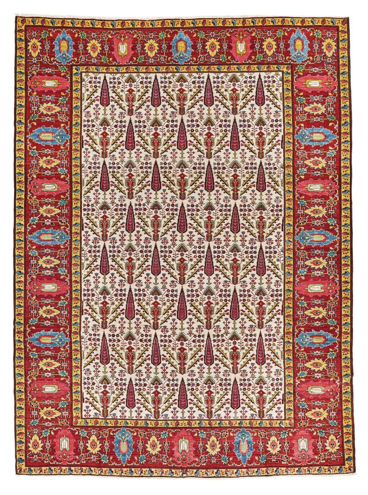 A KHORASSAN CARPET, NORTHEAST PERSIA |