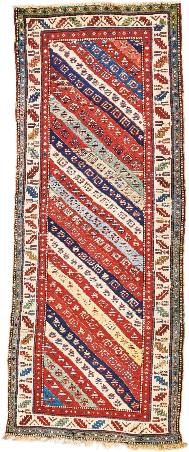 A GENDJE LONG RUG, CENTRAL CAUCASUS |