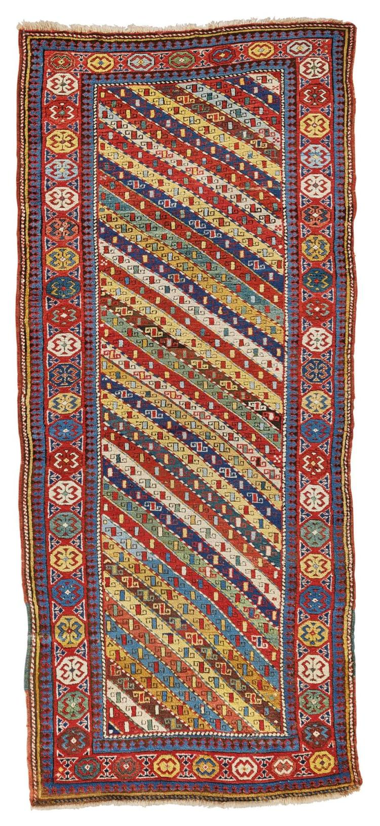 A GENDJE LONG RUG, SOUTH CAUCASUS |