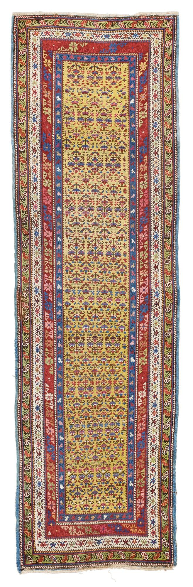 A SEYCHOUR LONG RUG, EAST CAUCASUS |