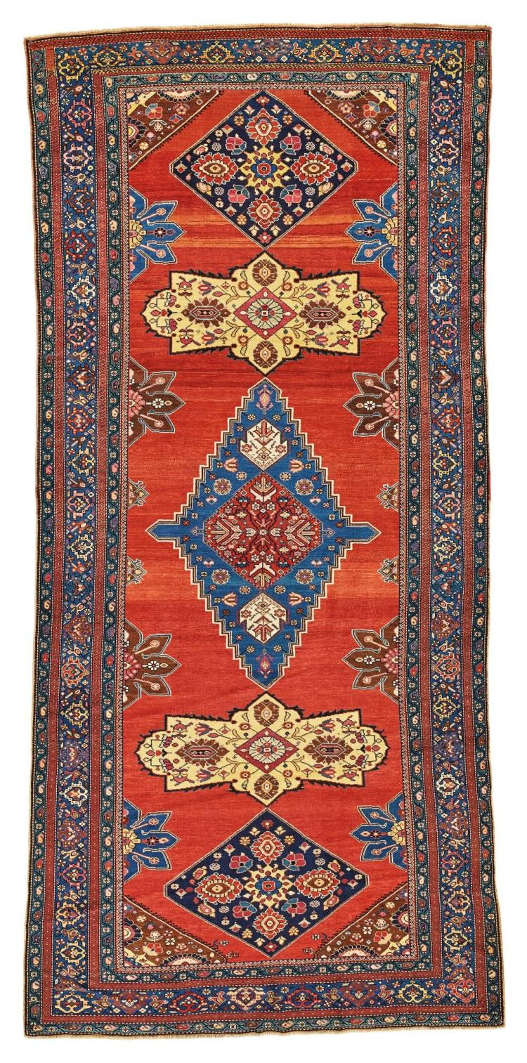 A KARABAGH GALLERY CARPET, SOUTH CAUCASUS |