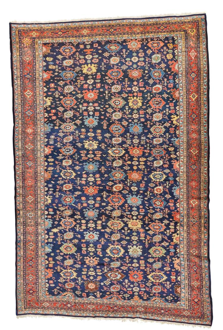 A BIDJAR CARPET, NORTHWEST PERSIA |