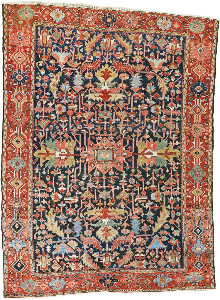 A KARADJA CARPET, NORTHWEST PERSIA |