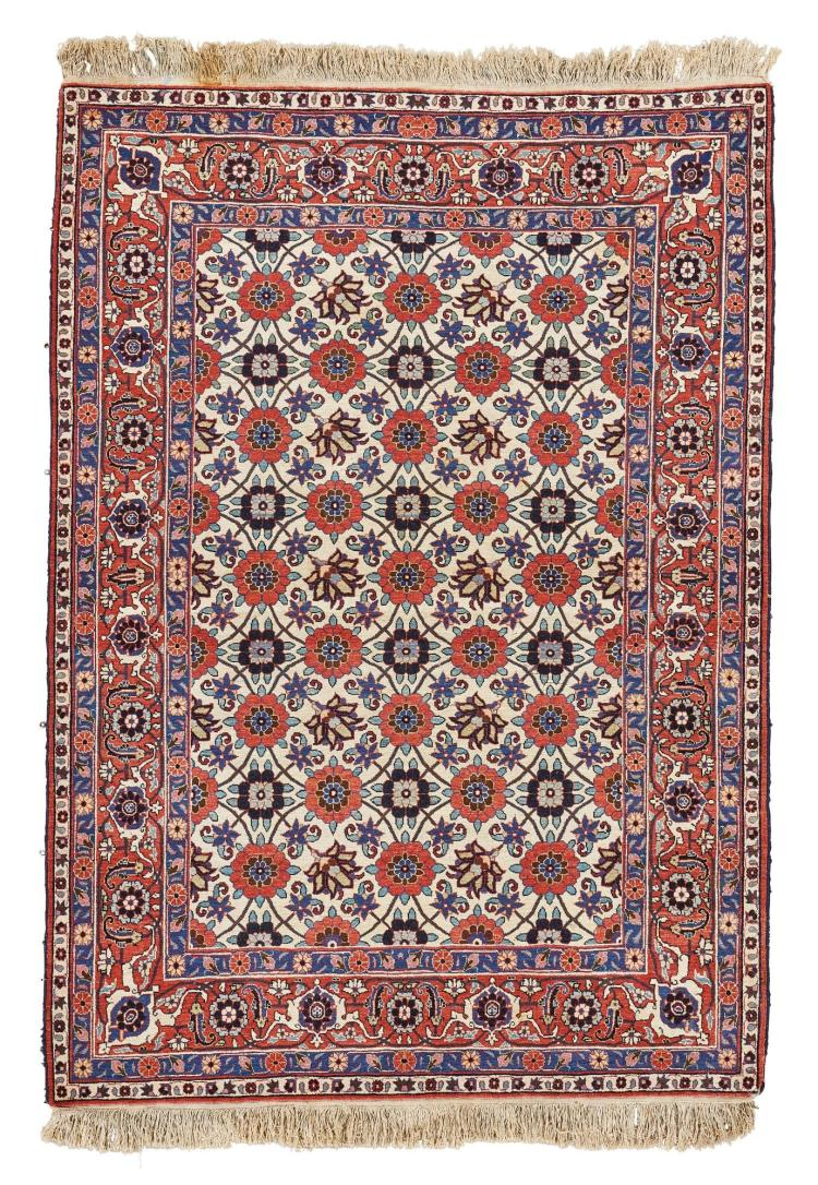 A JOSHAGAN RUG, CENTRAL PERSIA |