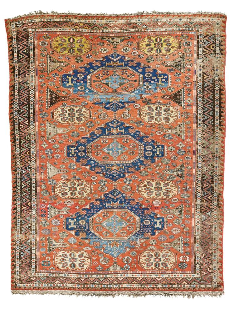 A SOUMAK CARPET, EAST CAUCASUS |