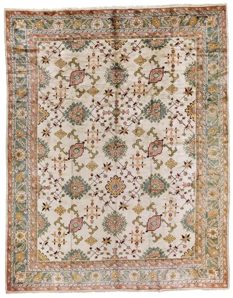 A BORLU CARPET, WEST ANATOLIA |