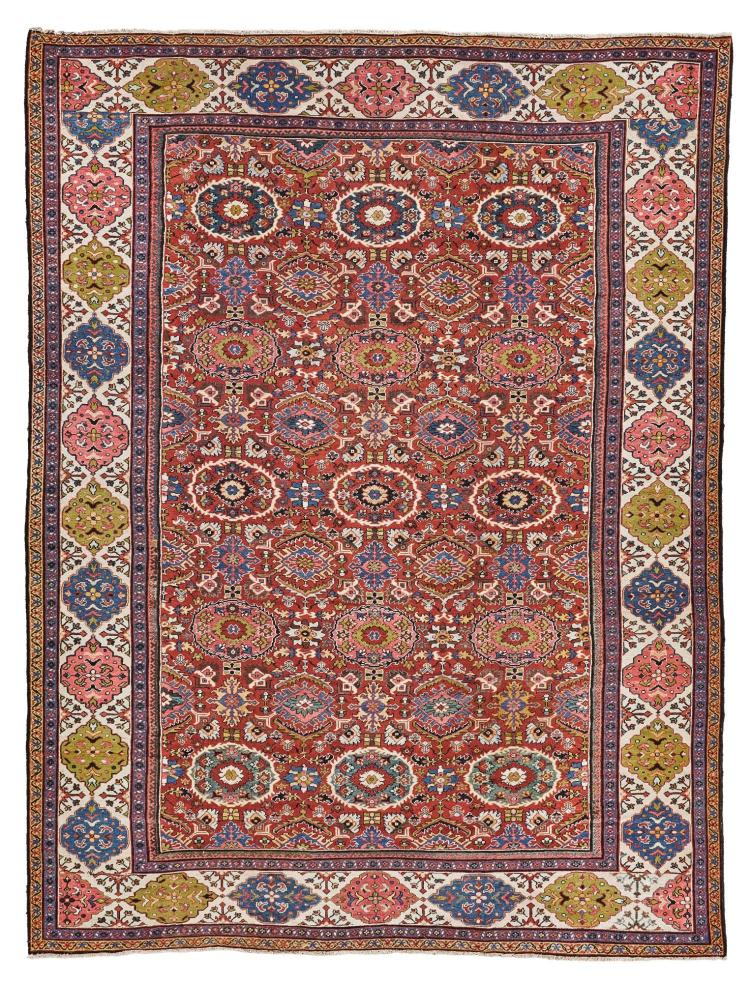 A MAHAL CARPET, CENTRAL PERSIA |