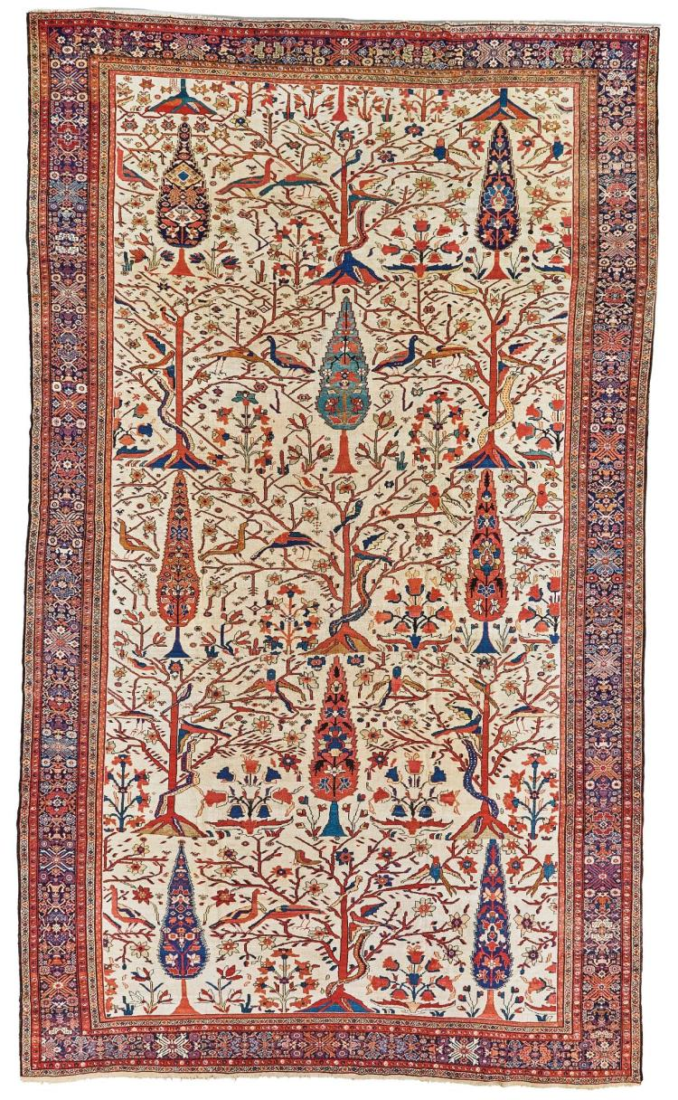 A FARAGHAN CARPET, NORTHWEST PERSIA |