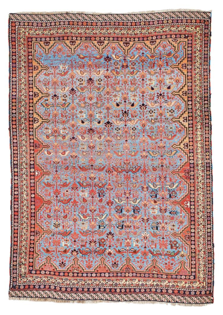 A KAMSEH RUG, SOUTHWEST PERSIA |