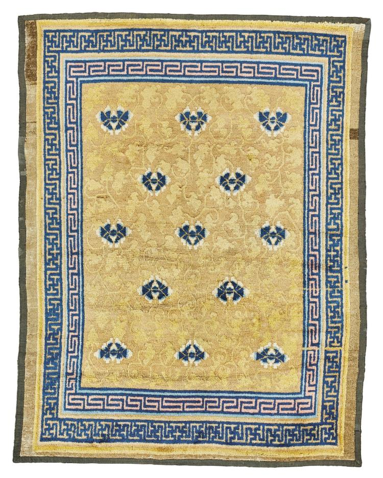 A NINGHSIA RUG, WEST CHINA |