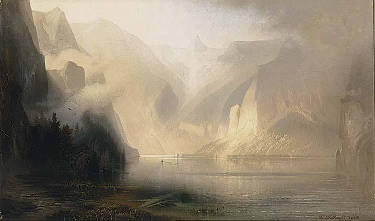 KARL HEILMAYER GERMAN 1829-1908
