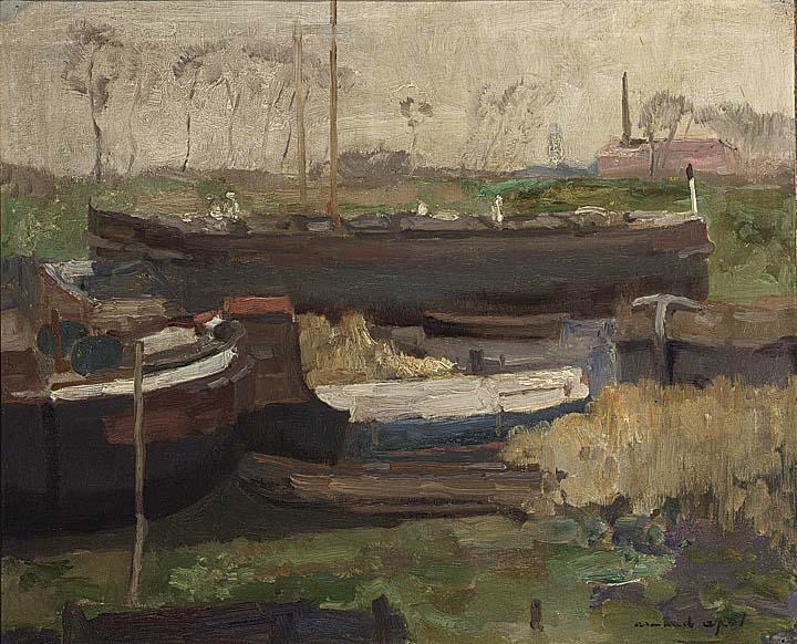 ARMAND APOL BELGIAN 1879-1950