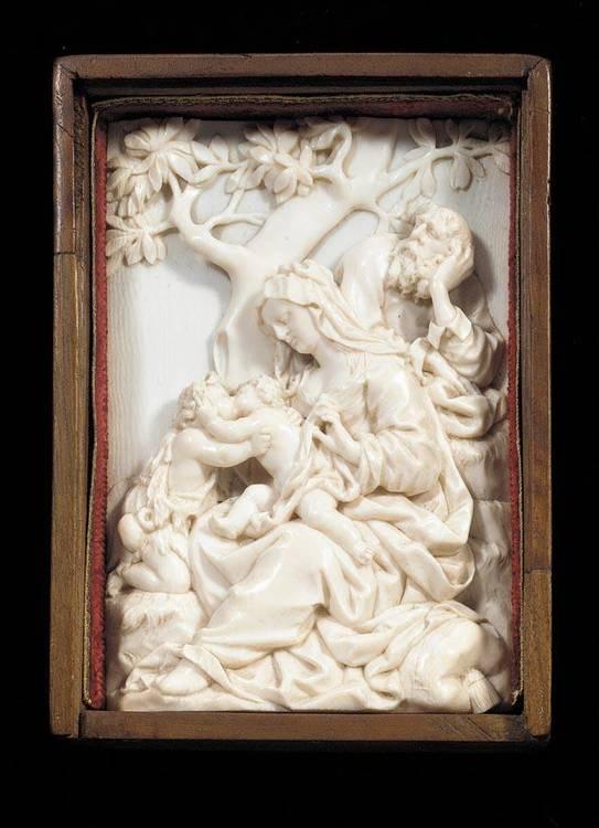 PAUL HEERMANN GERMAN, (1673-1732) DRESDEN, CIRCA 1715-1720